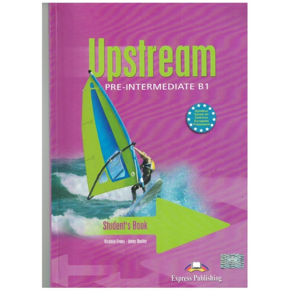 Upstream-students book